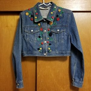 Vintage 90's DKNY Denim Jacket